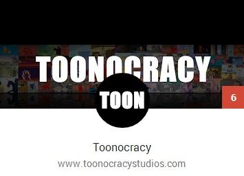 ToonocracyOnGPlus