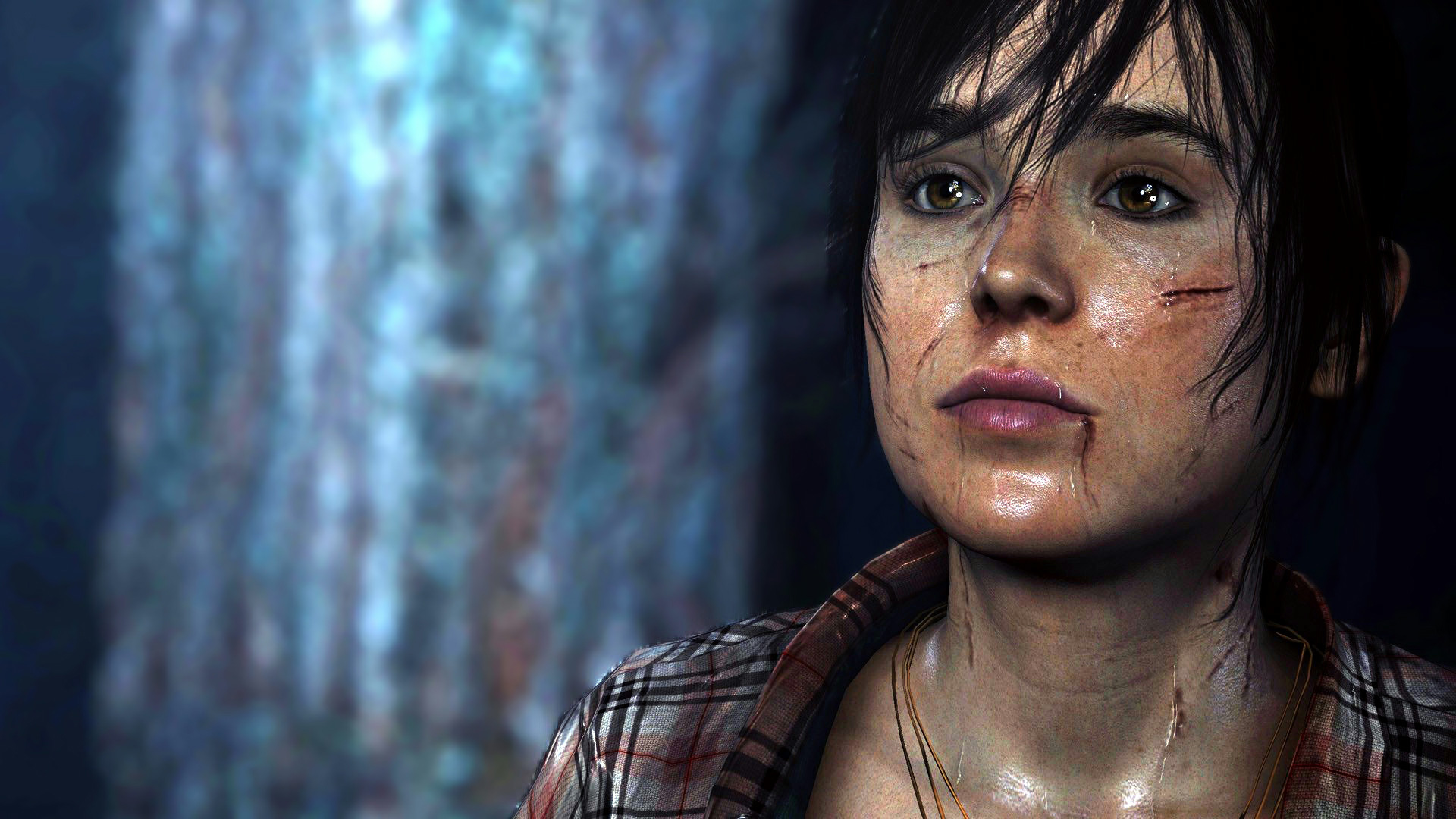 Beyond Two Souls Ellen